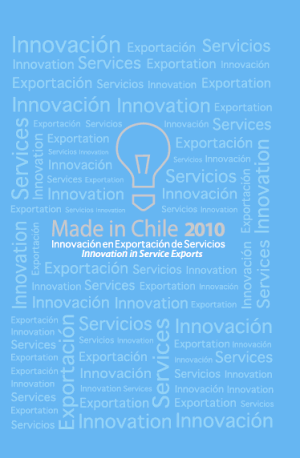 Portada Libro Made In Chile